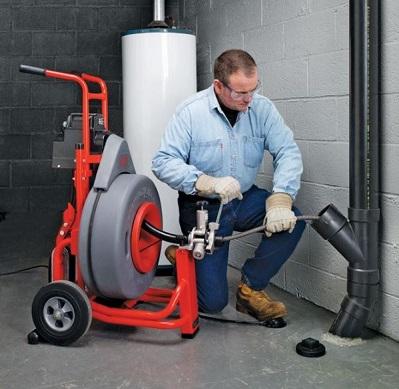 оборудования для чистки канализации аренда