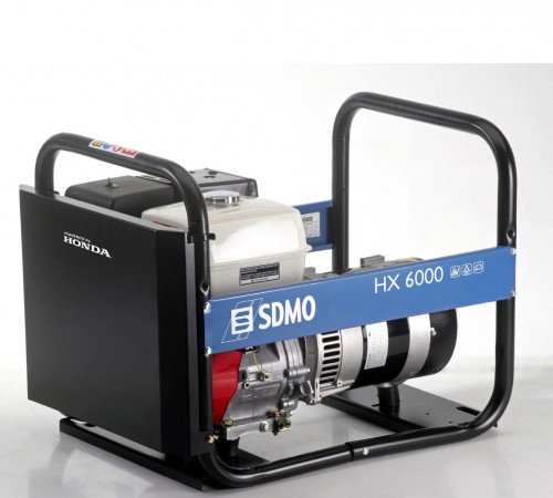 SDMO HX 6000S (5 кВт)